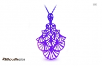 Fancy Ornaments Silhouette Image And Vector