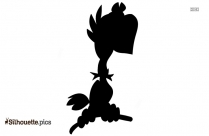 Cute Bird Silhouette Image And Vector Art