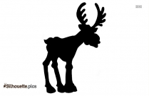Buck Deer Images Silhouette
