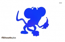 Rodent Logo Silhouette For Download
