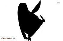 Cartoon Penguin Silhouette Clip Art