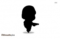 Card Soldier Silhouette Free Vector Art