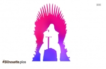Free Game Of Thrones Silhouette