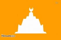 iron throne silhouette