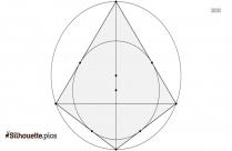 Geometry Kite Angles Silhouette Image