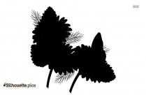 Flowers Crocus Clipart Silhouette