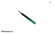 German Scalpel Handle Vector