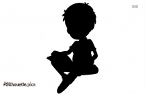Get Dressed For School Silhouette