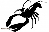 Lobster Silhouette Vector And Graphics