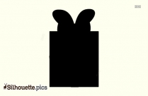 Gift Basket Silhouette
