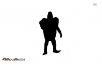 Gigass Silhouette Vector And Graphics