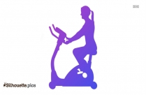 Fitness Pole Sessions Silhouette