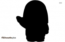 Thumbs Up Clip Art, Cartoon Thumbs Up Silhouette Image