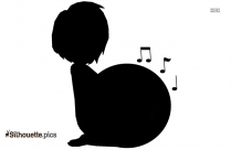 Music Concert Clipart Silhouette