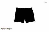 Shorts Silhouette
