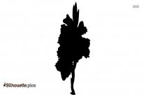 Poppy Petal Silhouette