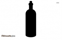 Apple Juice Silhouette For Download
