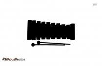 Glockenspiel Silhouette Picture