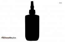 Glue Silhouette Icon
