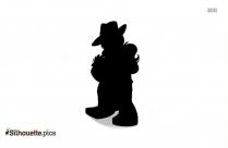 Go Diego Go Penguin Silhouette Background