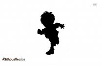 Dora And Diego Silhouette Free Vector Art