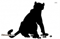 Go Diego Go Tiger Silhouette Image And Vector