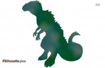 Godzilla Gorosaurus Silhouette, Clip Art