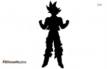 Free Goku Silhouette, Dragon Ball Graphics