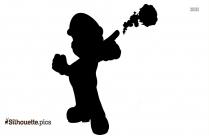 Goomba Silhouette