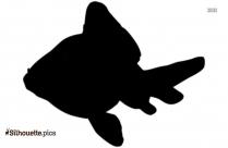 Scup Fish Clipart Silhouette