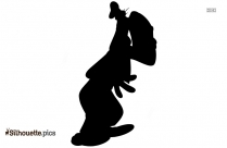 Masha Cartoon Girl Silhouette