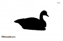 Goose Bird Silhouette
