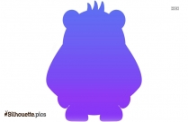 Gorilla Drawing Silhouette Image And Vector