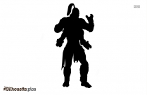 Johnny Cage The Mortal Kombat Silhouette