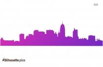 Cityscape Silhouette Clip Art
