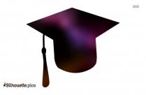 Graduation Cap Picture Silhouette