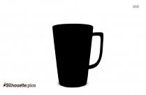Grand Black Cru Mug Silhouette