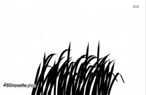 Grass Clipart Silhouette