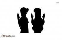 Gravity Falls Mother Silhouette Picture
