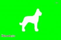 Pug Silhouette Clip Art, Dog Breeds Clipart