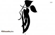 Tomato Logo Silhouette For Download