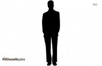 Groom Silhouette Art