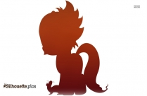 Grumpy Cat Silhouette Image And Vector