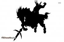 Guardian Legend Of Zelda Silhouette