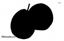 Zuccini Silhouette Clip Art