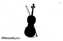 Guitar Instrumental Music Silhouette