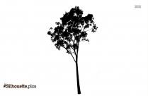 Tumbleweed Silhouettes Clip Art