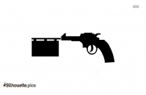 Gun Toy Free Stock Photo Silhouette