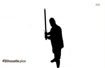 Longsword Silhouette Image
