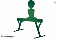 Girl Sitting Silhouette Clipart